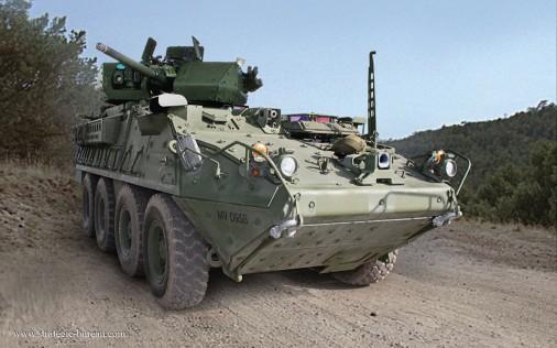 Stryker 30mm A101