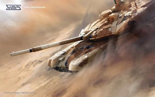 T-90MS UVZ A101