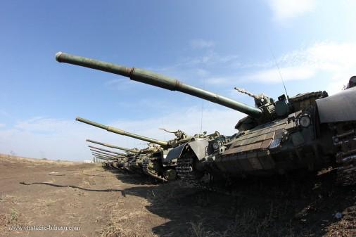 T-64BV tir A001