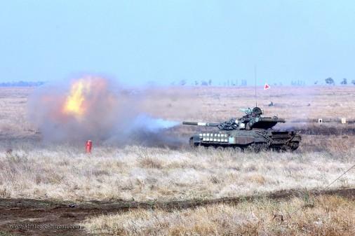 T-64BV tir A002