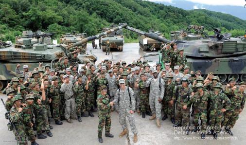 K1_char_Corée_du_Sud_010_M1_Abrams
