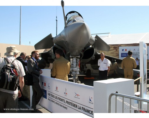 Bourget-2017-001-Rafale-chasseur