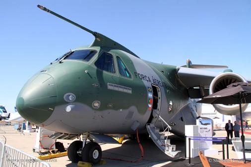Bourget-2017-017-KC-390