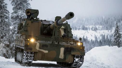 K9_Thunder_artillerie_Coree-Sud_A301_Norvege