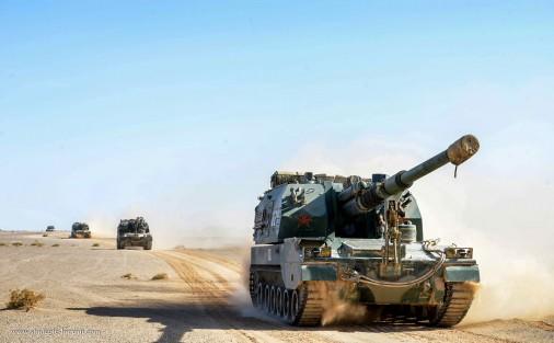 PLZ-05_artillerie_Chine_002
