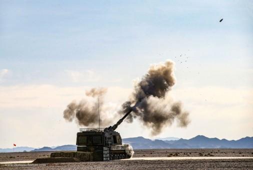 PLZ-05_artillerie_Chine_003