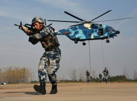 Z-8_helico_Chine_A105_corde