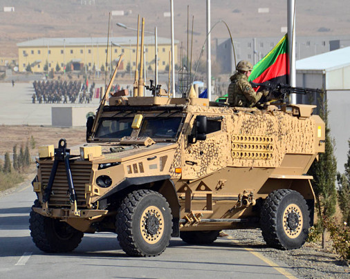Foxhound_8x8_UK_A100A_Afghanistan
