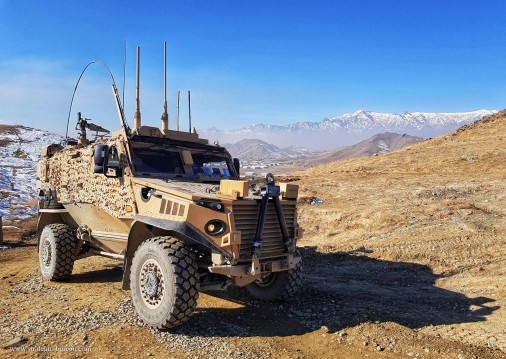 Foxhound_8x8_UK_A102_Afghanistan
