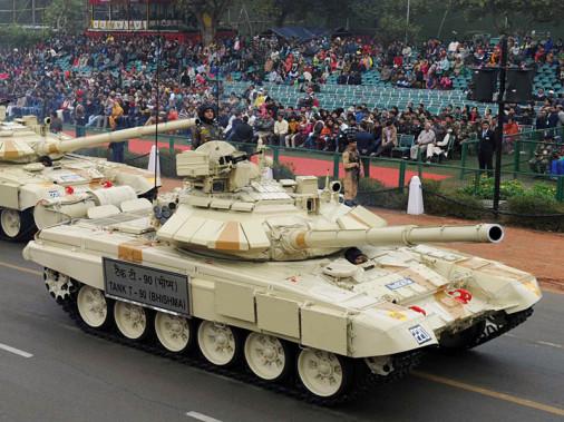 T-90_char_Russie_A100_Inde_Bhishma