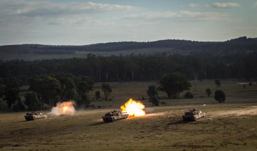 M1A1_Abrams_char_Australie_A104_tir