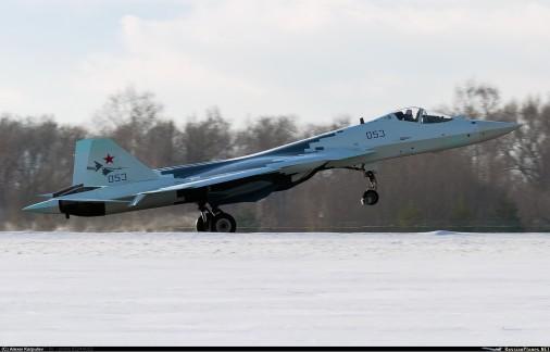 Su-57_PAKFA_T-50-3_test_okhotnik_A105