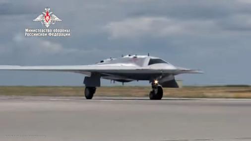 Okhotnik_drone_Russie_A201