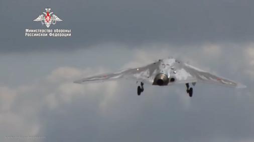 Okhotnik_drone_Russie_A203