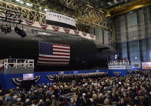 SSN-793_Oregon_sous-marin_USA_A101_bapteme