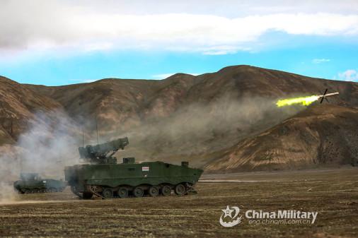 HJ-10_missile_Chine_A103_tir