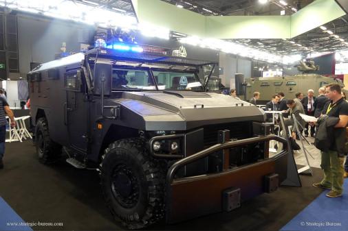 Milipol-2019_vehicules_A204_Sherpa-APC
