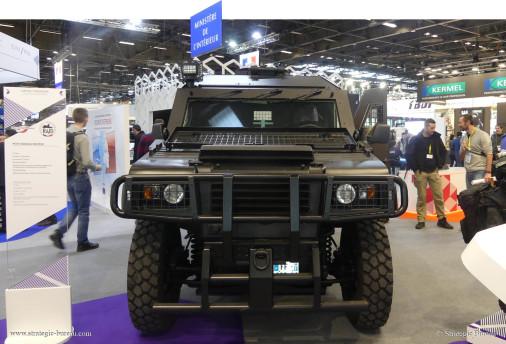 Milipol-2019_vehicules_A205_PVP-Dagger