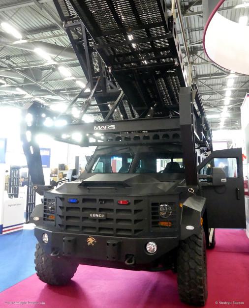 Milipol-2019_vehicules_A208_Lenco