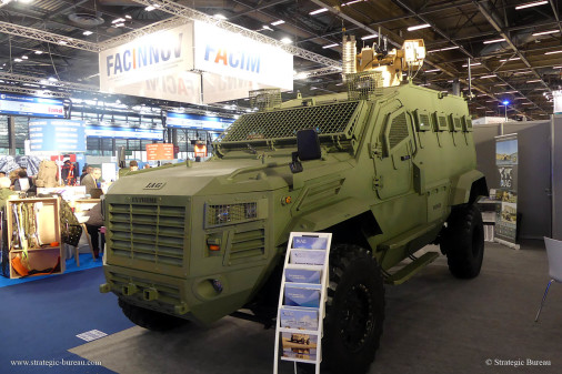 Milipol-2019_vehicules_A209_Extreme