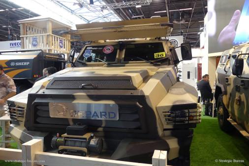 Milipol-2019_vehicules_A211_Gepard