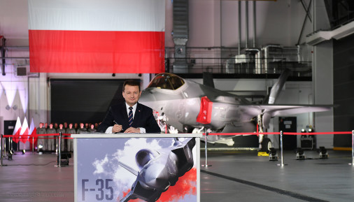 F-35_chasseur_Pologne_A101