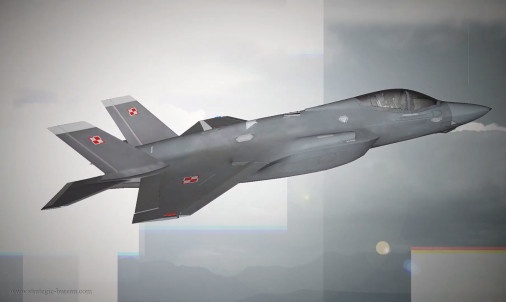 F-35_chasseur_Pologne_A105