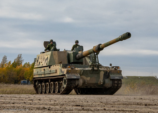 K9_Thunder_Kou_Artillerie_Estonie_A101