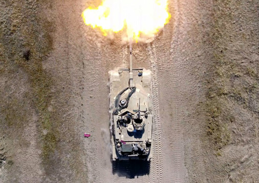 M1_Abrams_char_USA_A500A_tir_en_Pologne