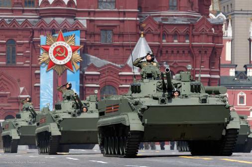 Defilé_9mai2021_Russie_A109_BMD-4M