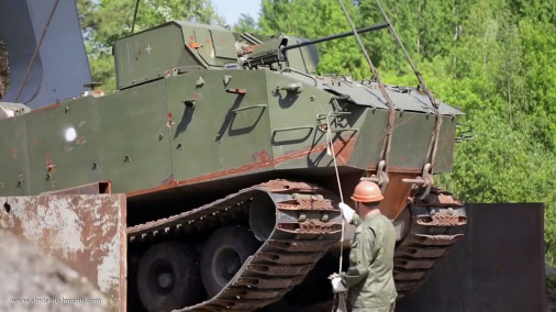 DT-BTR_Arktika_articulé_Russie_A101