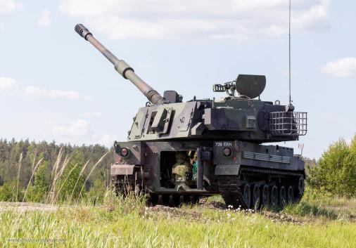 K9_Thunder_Kou_Artillerie_Estonie_A201