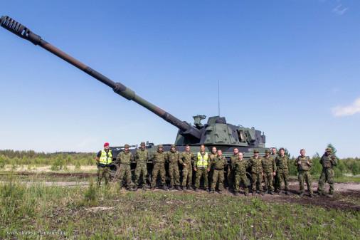 K9_Thunder_Kou_Artillerie_Estonie_A205