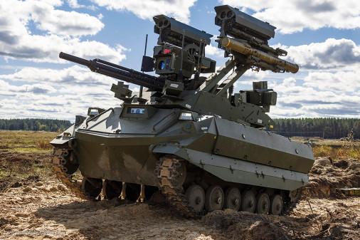 Uran-9_robot_Russie_A101